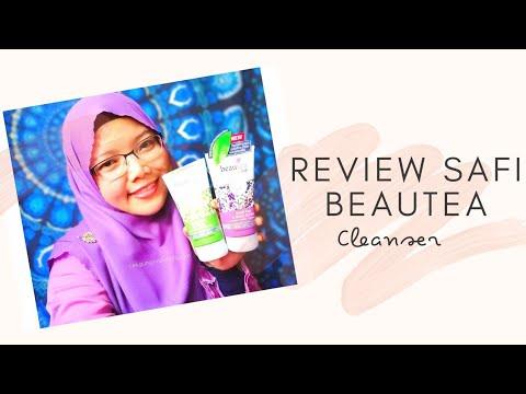 Review SAFI BEAUTEA Cleanser Terbaru