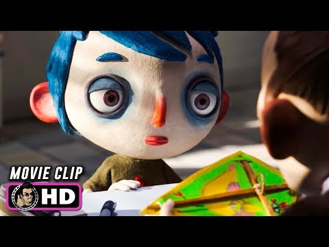 MY LIFE AS A ZUCCHINI Clip - Tell Me About Your Mom (2017)