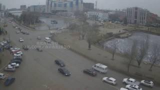 ДТП 11.01.2017 Ниссан vs Lada 2112