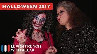 Happy Halloween 2017 - French Listening Practice