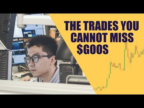 The Trades You Cannot Miss - $GOOS