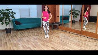 Latino dance FIT s Pavlou - živě ze Stolárny