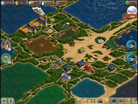 Fishing Paradise 3D - Helpful Hints - Collecting Goodies