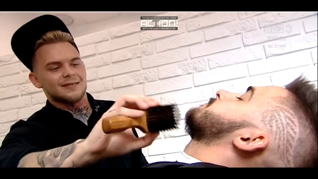 Barber Kielce Salon She He Youtube