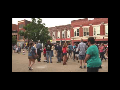 Eucharistic Flash Mob - May 30, 2014 in Market Square, Knoxville, TN