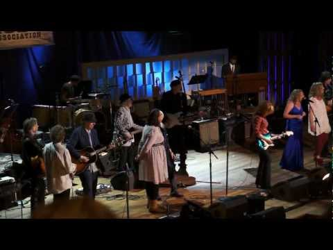 Americana Music Association Awards Finale - 'The Weight' (Nashville, 2012)