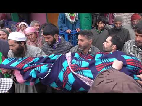 18 year old boy kidnapped, killed in Shopian