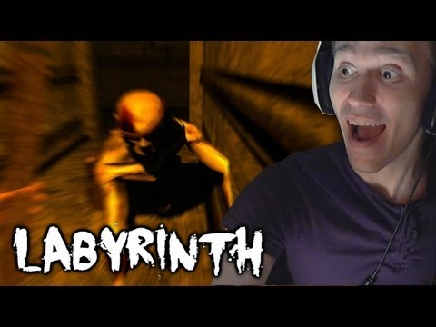 Labyrinth | VERY SCARY GAME