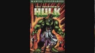 The Incredible Hulk Visionaries Peter David: Volume 8 Review