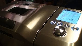 Unboxing First Look & Review: Breville Custom Loaf Pro Bbm800 Bread Maker 鉑富多功能全自動智能麵包機