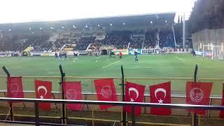 İzmir menemen yeni stadı menemen spor Tuzla spor