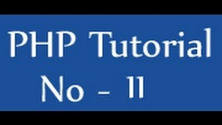 Php tutorials for beginners - 11 - concatenation operator in php Mp3