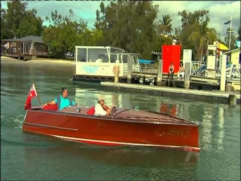 Classic Boat Noosa River Cruises Tours Wedding Transport
