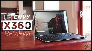 HP Envy X360 Review 2018! - Great AMD Ryzen 5 2500U Laptop!
