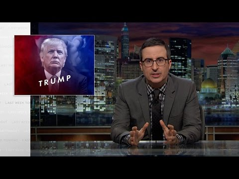 Donald Trump: Last Week Tonight with John...