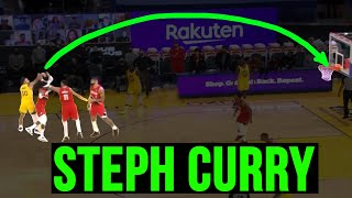 STEPH CURRY Is An Alien...