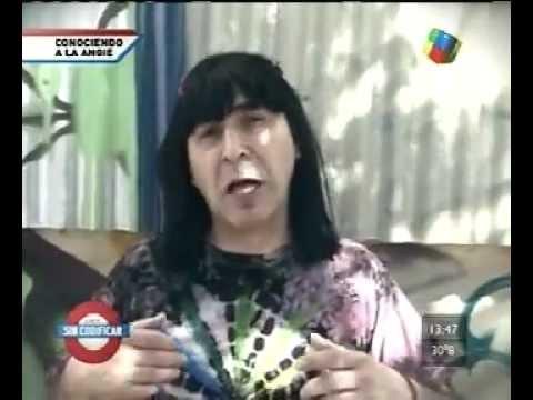 Conociendo A La Angie De Las Remugrientas Sin Codificar 09 12 Youtube