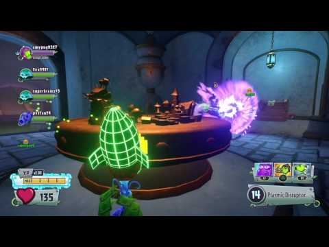 Plants vs Zombies GW2 toxic brains in the sewers...again