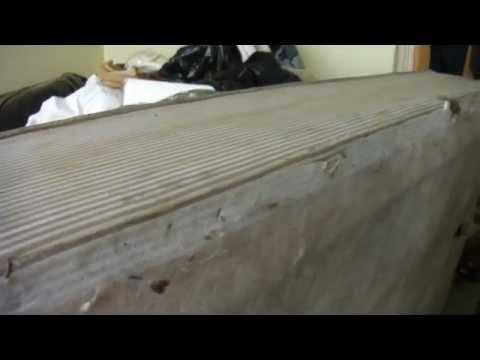 Bed Bugs On A Box Spring Mattress Youtube