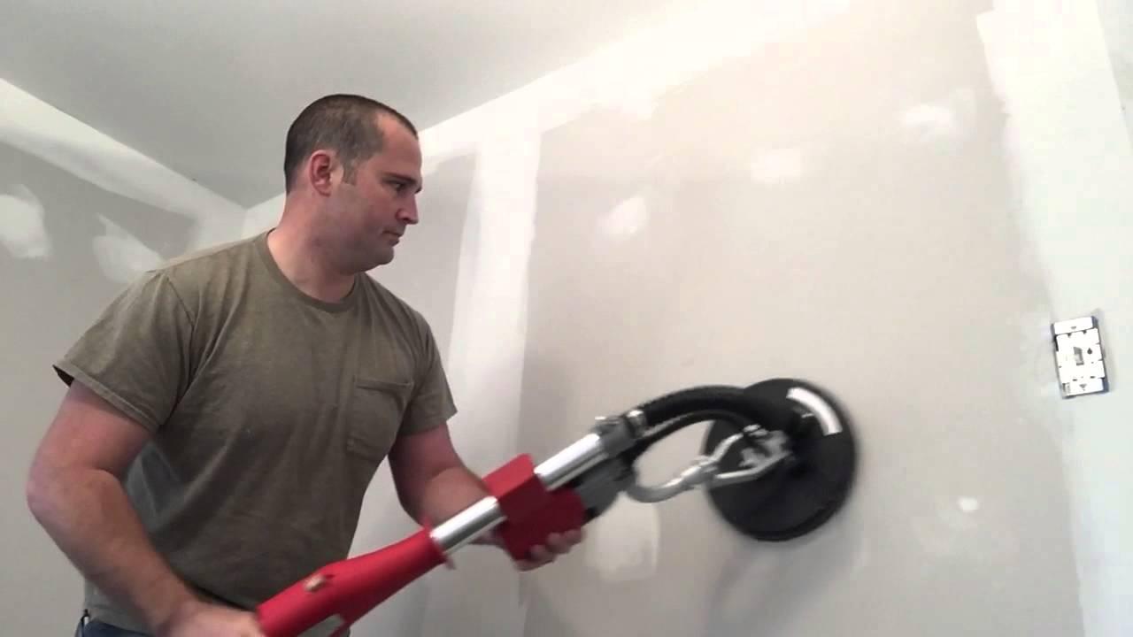 Dust Free Drywall Sanding You