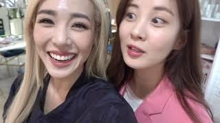 Acoustic Seoul Vlog   Tiffany Young