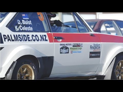 2017 Stadium Finance Mainland Series Rd5 - Catlins Rally