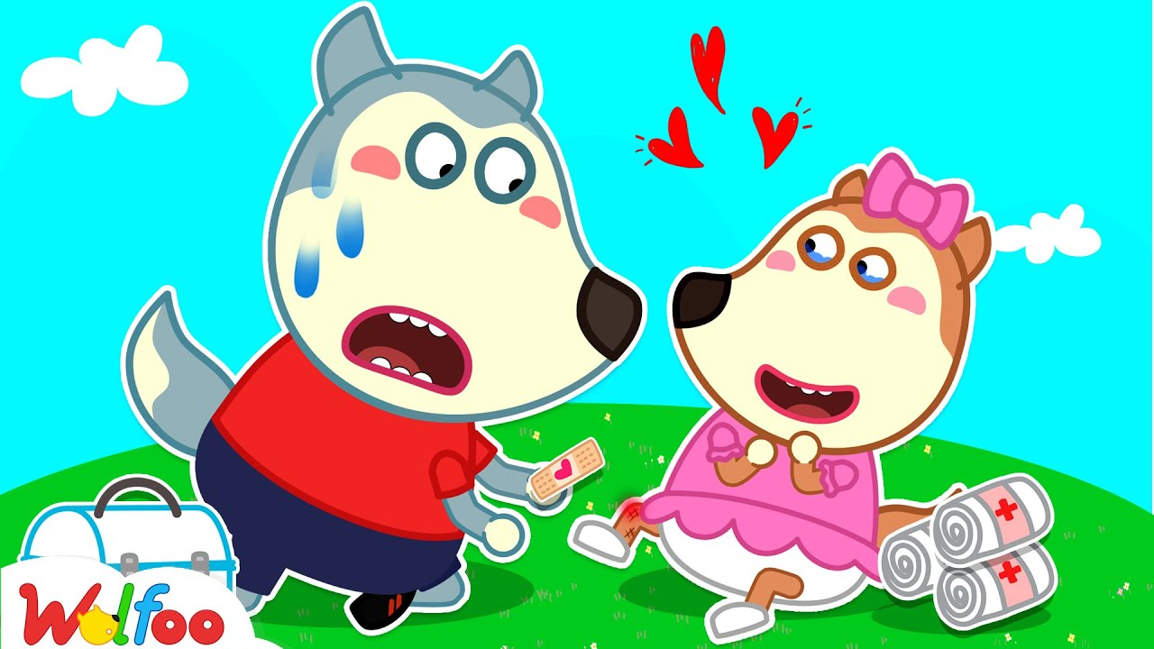My Big Brother - Wolfoo Wants to Be a Good Brother for Baby Lucy | Wolfoo Channel Kids Cartoon