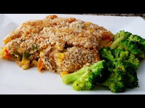 Tuna Casserole Recipe