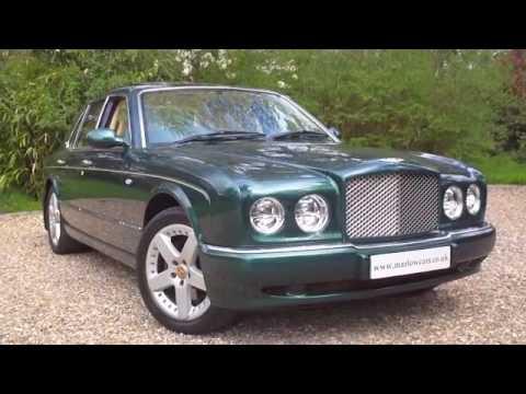 Bentley Arnage Green Label 2005 Facelift Look Youtube