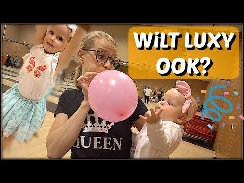 BALLET LES BEGINT WEER! 💃   Bellinga Familie Vloggers #1119
