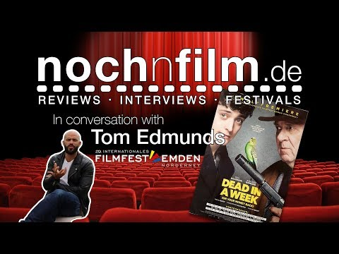 In conversation with Tom Edmunds | Dead in a Week (Or Your Money Back) | Interview