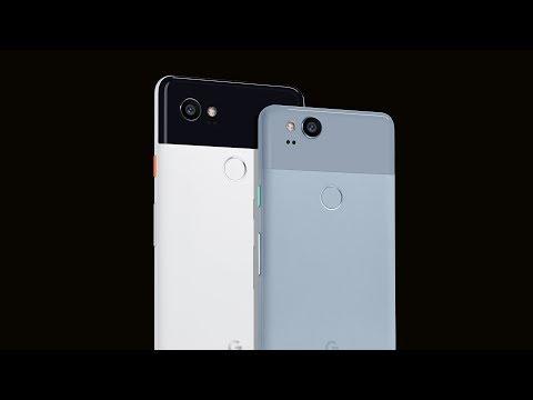 Презентация Google Pixel 2 и 2 XL за 9 минут