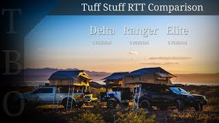 Tuff Stuff Tent Comparison I Roof Top Tents