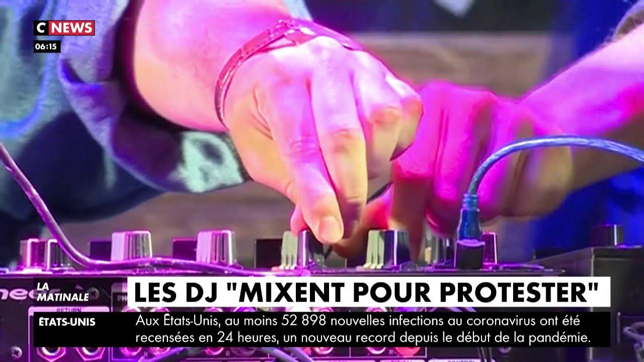 Coronavirus : les DJ mixent pour protester