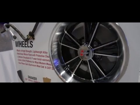 SEMA 2014 - Hurst Performance Packages Upgrade Late Model Muscle