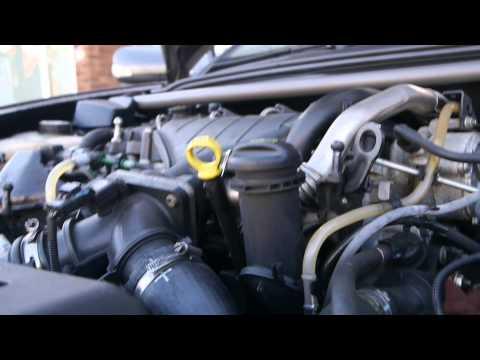How to disassemble EGR valve in Volvo V50 2.0D 2007 | Doovi