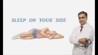 How To Stop Snoring Naturally - Tip 1
