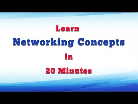 how to learn networking easily