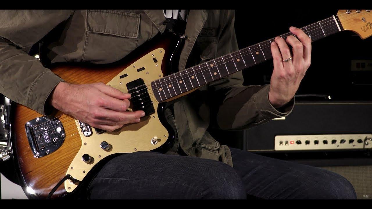 Fender 60th Anniversary Classic Jazzmaster Wildwood Guitars Youtube 3 Way Switch