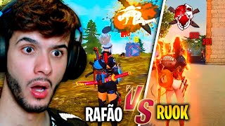 RAFÃO VS RUOK HIGHLIGHTS!!