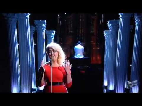 The voice with Megan Linsey