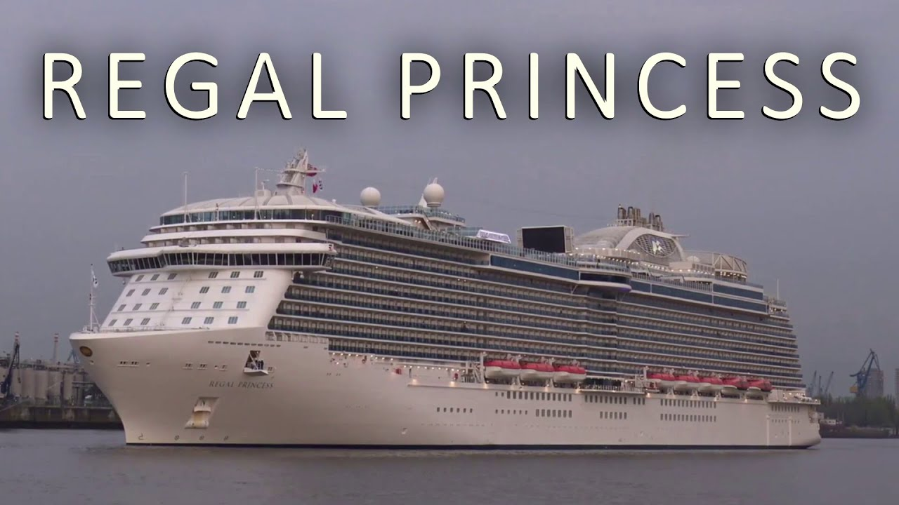 regal princess maiden call at port of hamburg 30th april 2015 youtube. Black Bedroom Furniture Sets. Home Design Ideas