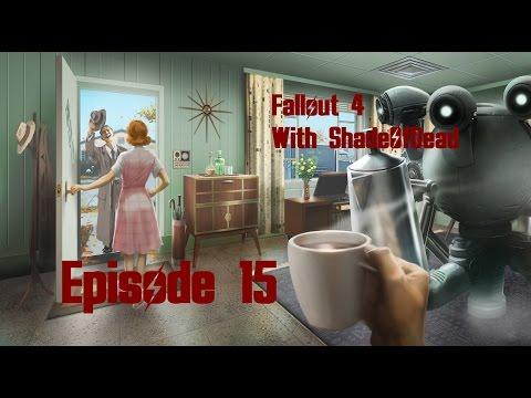 Saving Your Babies Daddy - Fallout 4 Let's Play Ep 15