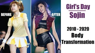 How Girl's Day Sojin Transformed her Body through Exercise