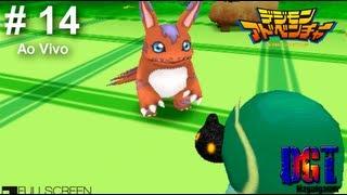 Detonado De Digimon Adventure # 14 Ao Vivo