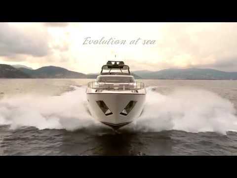 Luxury Flybridge Yachts - Ferretti Yachts: Evolution At Sea