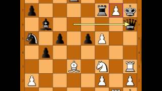 Analiza zavrsnice -  ANDERSSEN vs ZUKERTORT - pozicija 25  # 566