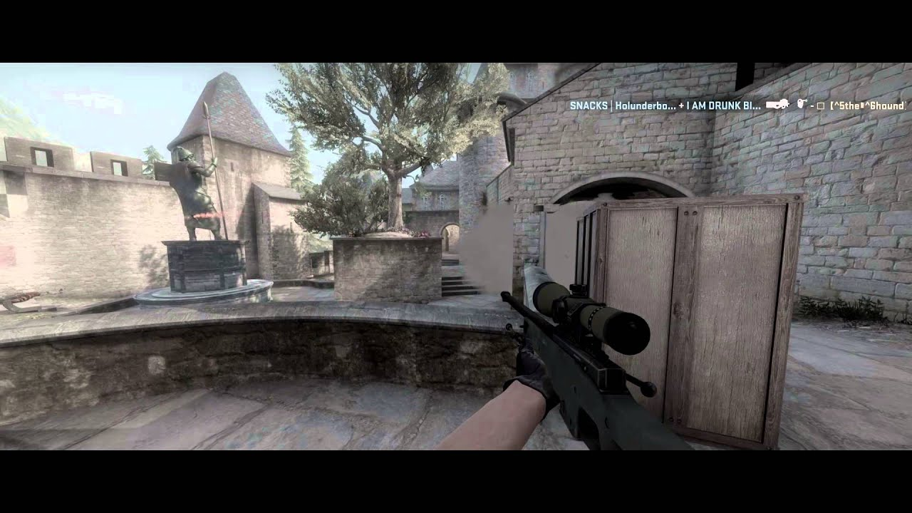 CS:GO #zoom out