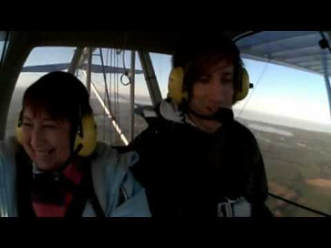 Heathers Flight - With Hidden VIO POV1 Camera