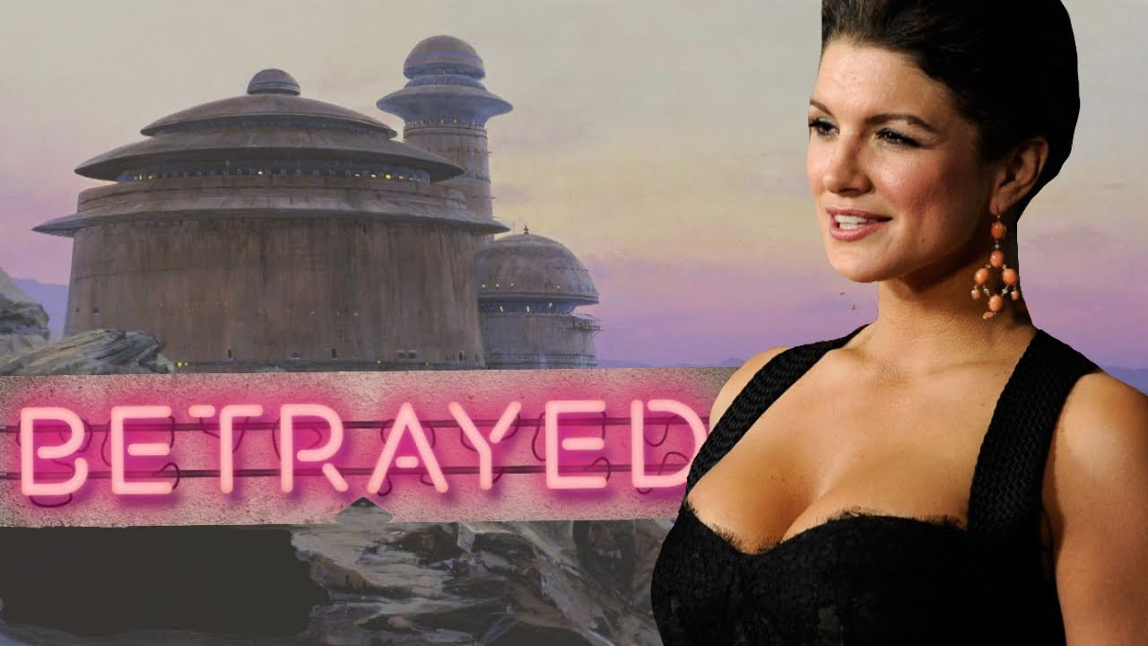So much for UNITY! Female organizations ABANDON Gina Carano! Star Wars on thin ice!?